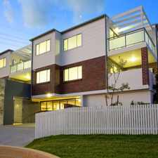 Rental info for Near New One Bedroom Apartment in the Brookvale area