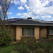Rental info for ROSTREVOR - 4 BEDROOM HOUSE in the Adelaide area