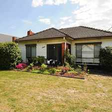 Rental info for FABULOUS FAMILY HOME in the Melbourne area