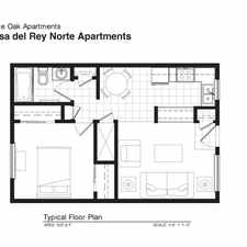 Rental info for Welcome to Casa Del Rey Norte Apartments. in the Fair West area