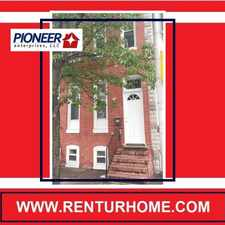 Rental info for AMAZING RENOVATIONS GRANITE COUNTERS, THROUGHOUT THE HOUSE HARDWOOD FLOORS, 2 FULL & 1 HALF BATH AND 2 BEDROOMS, AND FINISHED BASEMENT. in the Washington Village area