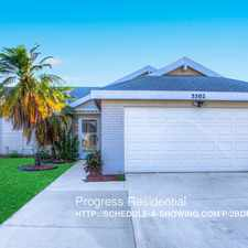 Rental info for 3502 65th Avenue Cir E