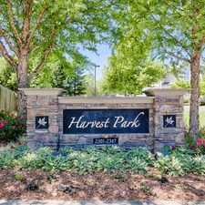 Rental info for Harvest Park