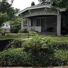 Rental info for 1205 Grace Avenue