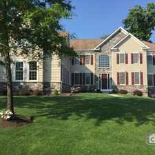 Rental info for $4900 5 bedroom House in Chester County Phoenixville