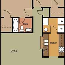 Rental info for 2 bedrooms - Capstone Apartments is a nice.