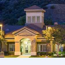 Rental info for Cortesia at Rancho Santa Margarita