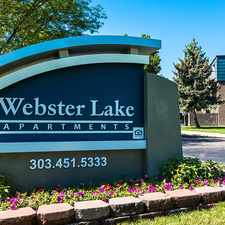 Rental info for Webster Lake Apartments in the Northglenn area