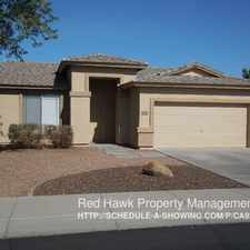 Rental info for 29984 N. Yellow Bee Dr.