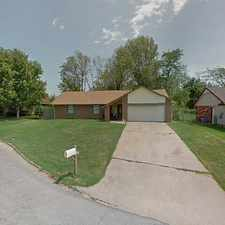 Rental info for Single Family Home Home in Broken arrow for For Sale By Owner in the Bixby area