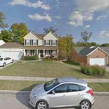 Rental info for Single Family Home Home in Cincinnati for For Sale By Owner