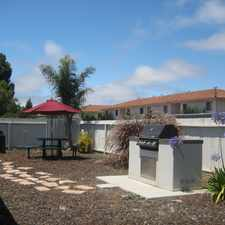 Rental info for 1 bedroom 1BA-Downstairs withLarge Patio