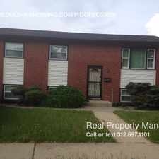 Rental info for 12520 S Trumbull Ave in the 60803 area