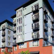 Rental info for The Heights on Capitol Hill