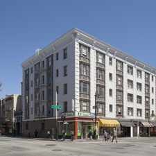 Rental info for 1030 POLK Apartments