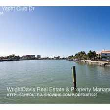 Rental info for 10138 Yacht Club Dr