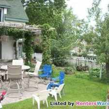 Rental info for 4bd/2ba In Maple Lake Available 9/1!!