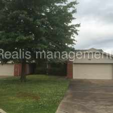 Rental info for South Tulsa Duplex in the Minshall Park area