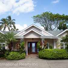 Rental info for 44-381 Kaneohe Bay Dr