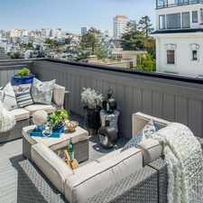Rental info for 2700 Scott St #PH in the Cow Hollow area