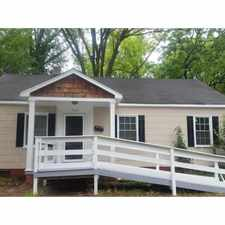 Rental info for Nice home in Parkview neighborhood in the Enderly Park area