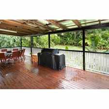 Rental info for PEFECT FOR ENTERTAINING in the West Rockhampton area