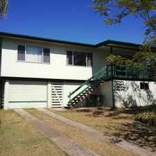 Rental info for GREAT FAMILY HOME! in the Rockhampton area