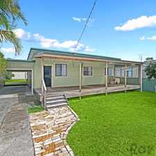 Rental info for Family Home With Storage in the Central Coast area
