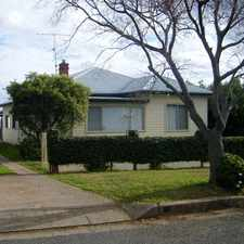 Rental info for Four Bedroom Family Home in the Tamworth area