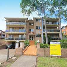 Rental info for 2 Bedroom Unit in the Sydney area