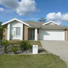 Rental info for WELL PRESENTED HOME QUIET ESTATE in the Brisbane area