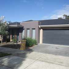 Rental info for GREAT FAMILY HOME - 3 BEDROOMS PLUS STUDY IN LAURIMAR!! in the Melbourne area