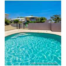 Rental info for Trendy Upstairs Townhouse in the Rockhampton area