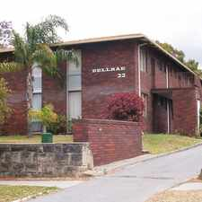 Rental info for QUIET COMPLEX WITH EIGHT UNITS in the Mount Lawley area