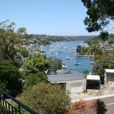 Rental info for AMAZING WATER VIEWS in the Miranda area