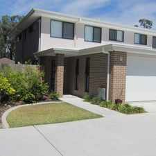 Rental info for Townhouse with Air-Con and Double Locked-Up Garage!