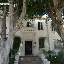 Rental info for One Bedroom In Metro Los Angeles in the West Hollywood area