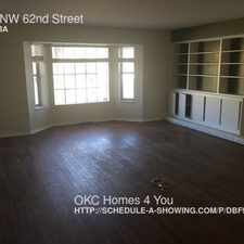 Rental info for 4920 NW 62nd Street