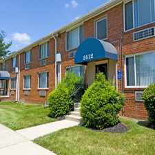 Rental info for Kent Village Apartments