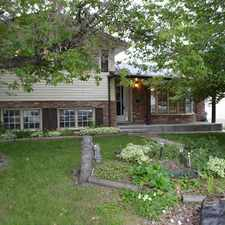 Rental info for LARGE & UNIQUE BI-LEVEL Mainfloor 3 Bedroom Suite in the Evansdale area