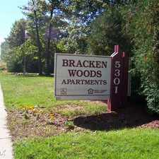 Rental info for Bracken Woods Apartments
