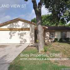 Rental info for 9039 ISLAND VIEW ST
