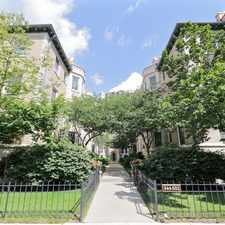 Rental info for Beautiful Top Floor 1 Bed PLUS LOFT SPACE, Vaulted Ceilings & Central A/C