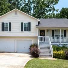 Rental info for 408 Wallace Way Rockmart