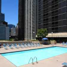 Rental info for Lake Shore Plaza in the Near North Side area