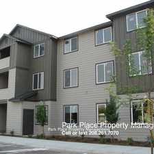 Rental info for 6017 W Opohonga St in the Boise City area