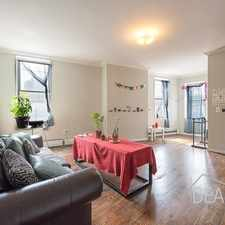 Rental info for Flushing Ave & Vandervoort Place in the Williamsburg area