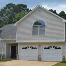 Rental info for $2750 4 bedroom House in Rockdale County Conyers