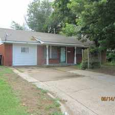 Rental info for Nice 4 bed home for rent in Midwest City