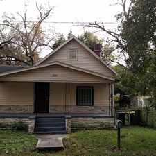 Rental info for 2948 Spencer Street